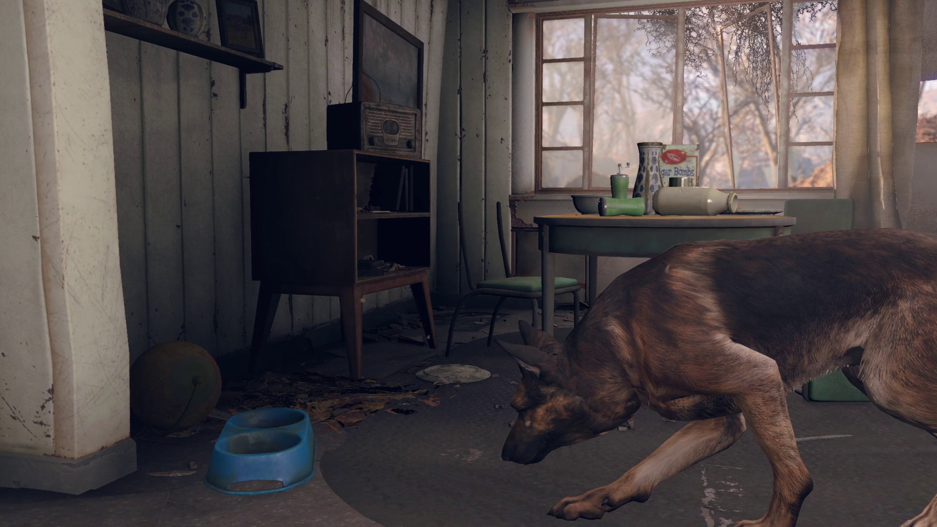 Fallout  How To Get A Dog Ps