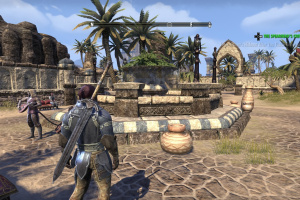 Our First 50 Hours With The Elder Scrolls Online on PS4