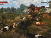 For Your Own Safety, Don't Try to Slaughter Cows for Cash in The Witcher 3 on PS4