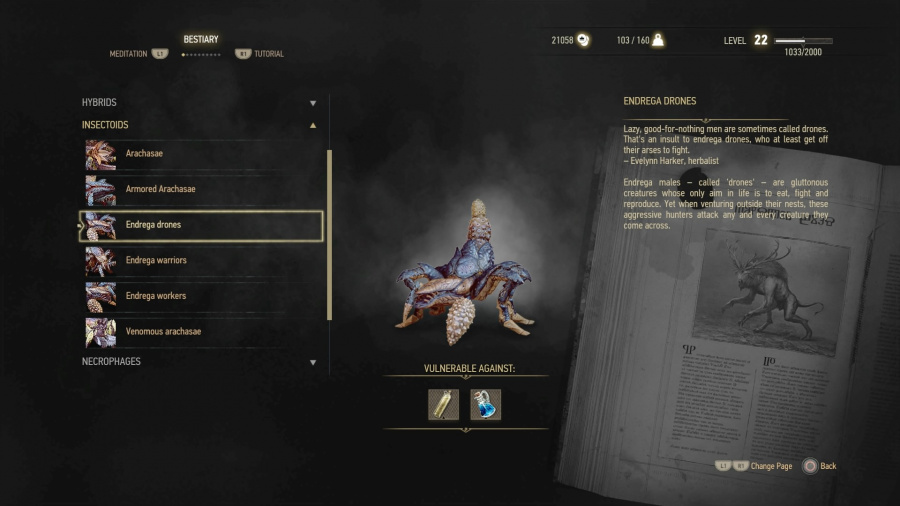 Endrega Workers Drones The Witcher 3 Wild Hunt PS4 PlayStation 4 Guide