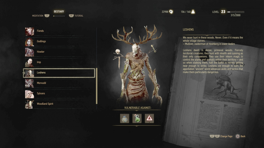 Leshens The Witcher 3 Wild Hunt PS4 PlayStation 4 Guide