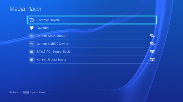 How to Use PS4 Media Player App on PlayStation 4