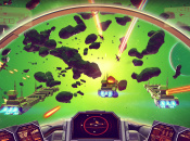 Marvel at Raw No Man's Sky Footage Running on PS4