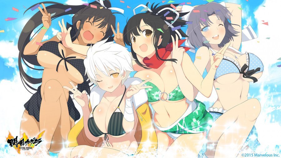 Senran Kagura Estival Versus PlayStation 4 PS4