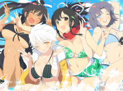 Senran Kagura: Estival Versus Will Raise Eyebrows in the West on PS4, Vita