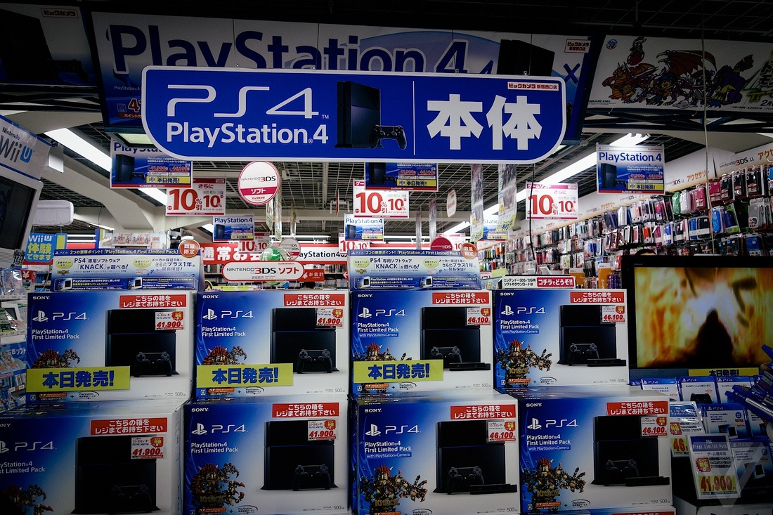Can I use an American PSN account with a Japanese PS4 game ...