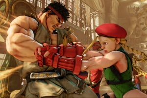 Trading Blows in the Street Fighter V PS4 Beta