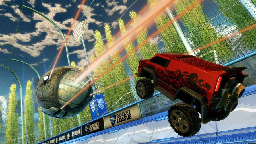 Rocket League PS4 PlayStation 4 Walkthrough