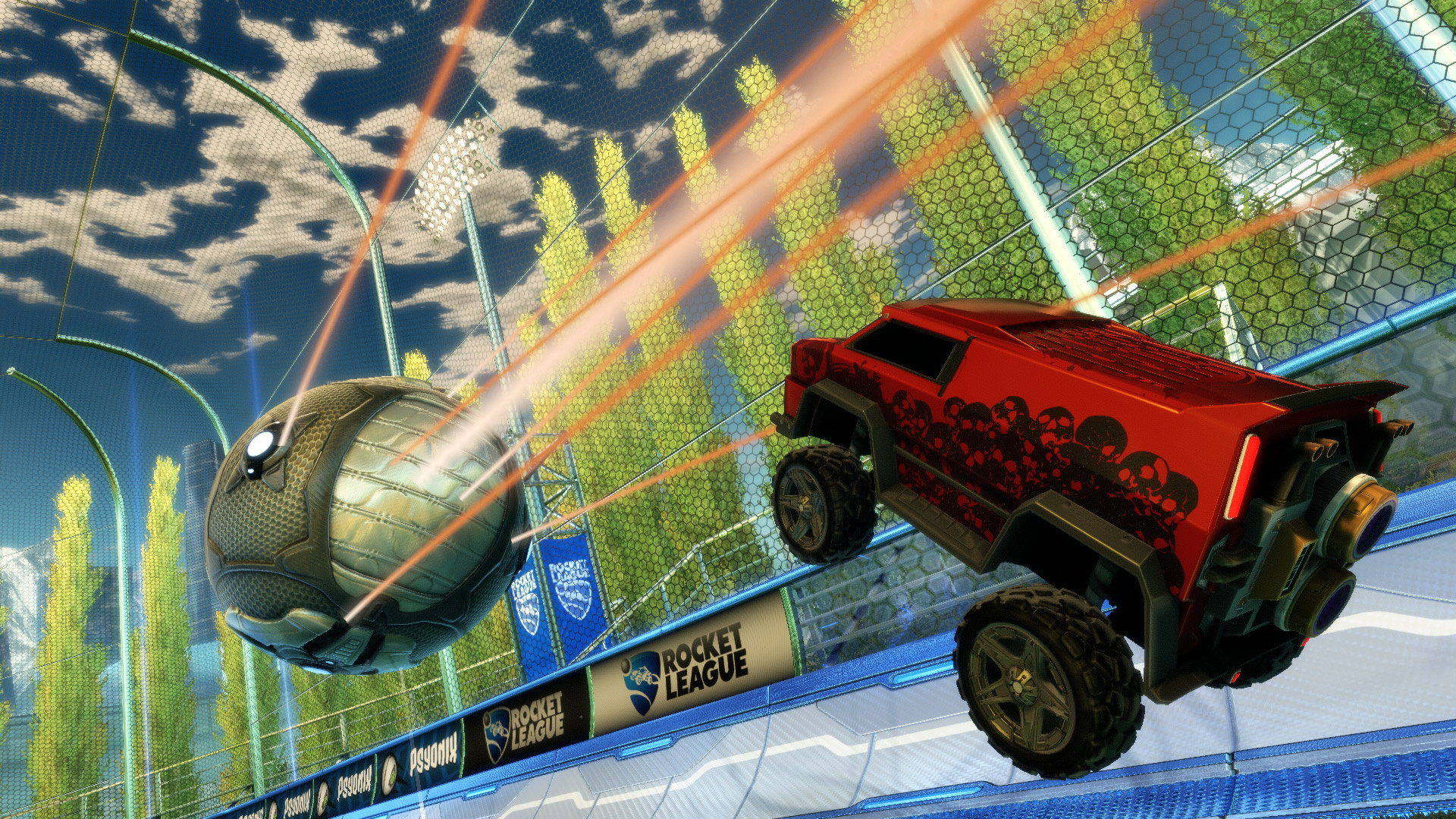 How to Play Like a Pro in PS4's Rocket League - Guide - Push Square