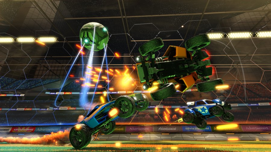 Rocket League PS4 PlayStation 4 Tips