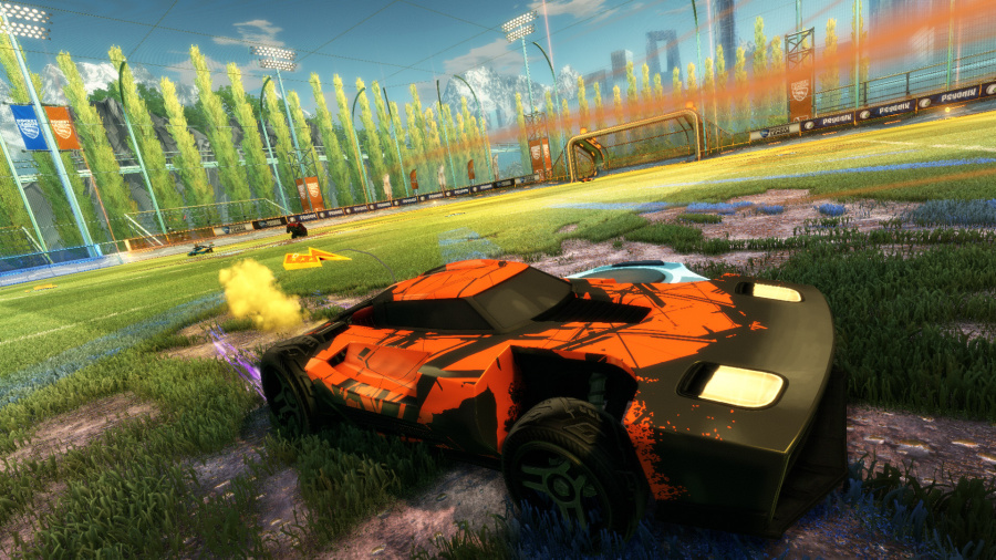 Rocket League PS4 PlayStation 4 Moves