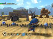 Here's Your First Look at the Minecraft-Like Dragon Quest Builders on PS4