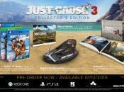 Just Cause 3's Collector's Edition Includes a Grappling Hook