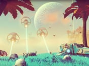 No Man's Sky Discovers a New Gameplay Trailer That's Short but Sweet