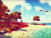 No Man's Sky Will Probably Work with Sony's VR Helmet