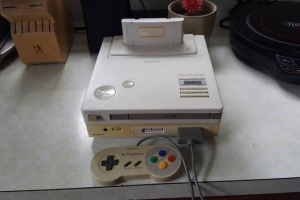 Oh Look, It's a Nintendo PlayStation Console