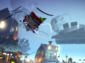 Things Get a Little Windy in PS4 Exclusive Tearaway Unfolded