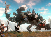 Horizon: Zero Dawn Has the Best PS4 Clouds Since DriveClub
