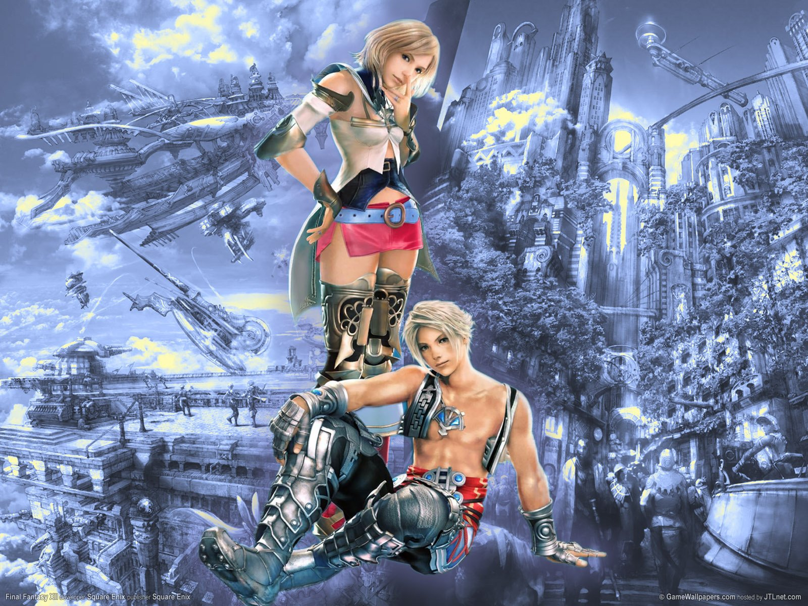 Rumour Is Final Fantasy Xii Coming To The Ps4 Next Push Square