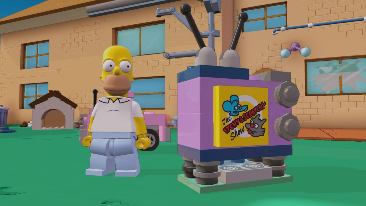 This Is The Closest You Re Getting To A New Simpsons Game