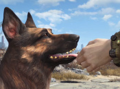 Fallout 4's Canine Companion Is Based on This Very Happy Dog