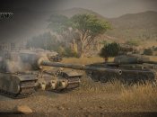 Free-to-Play Fave World of Tanks Targets PS4