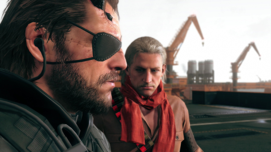 Metal Gear Solid 5 The Phantom Pain Play Style Hints and Tips