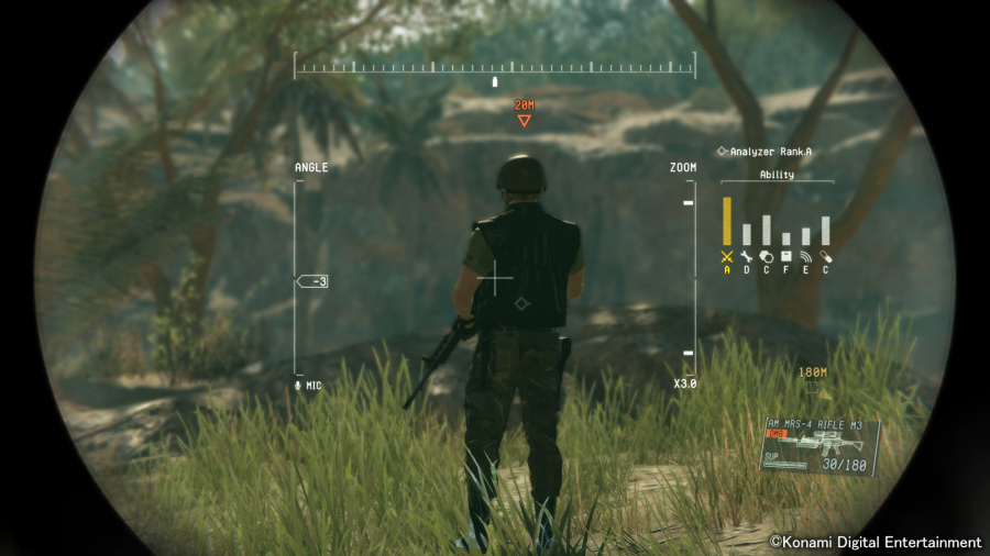 Metal Gear Solid 5 The Phantom Pain PS4 Recon Help