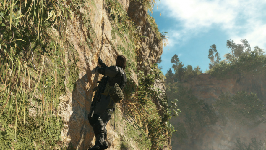 Metal Gear Solid 5 The Phantom Pain PS4 Stealth Guide