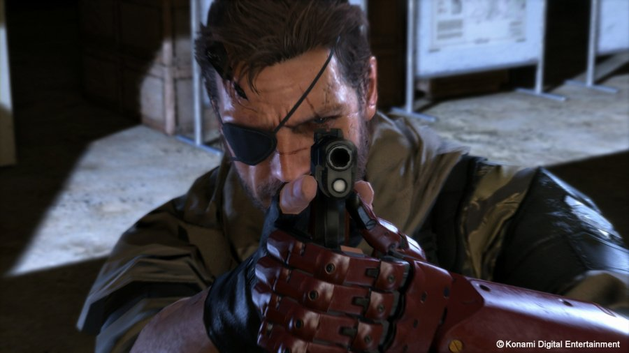 Metal Gear Solid 5 The Phantom Pain PS4 Combat Tips