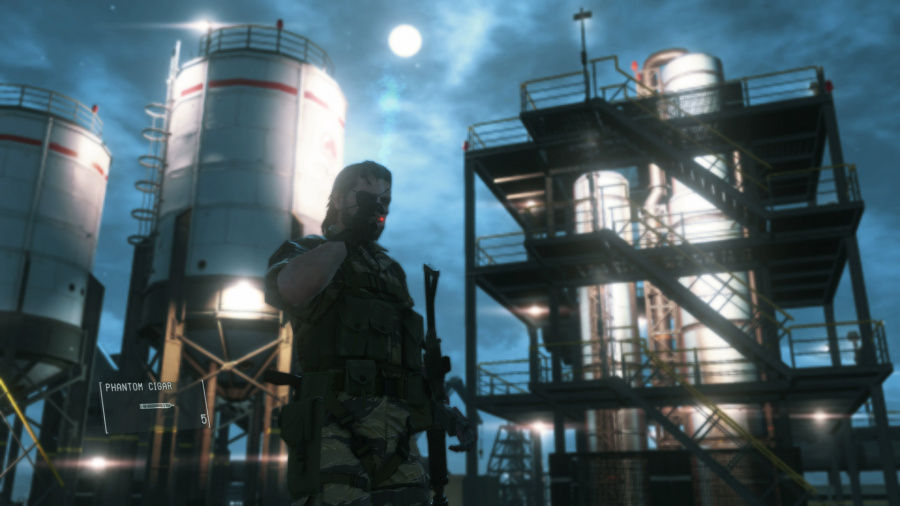 Metal Gear Solid 5 The Phantom Pain PS4 Mother Base Strategies Tactics