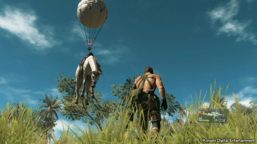 Metal Gear Solid 5 The Phantom Pain PS4 Resources guide