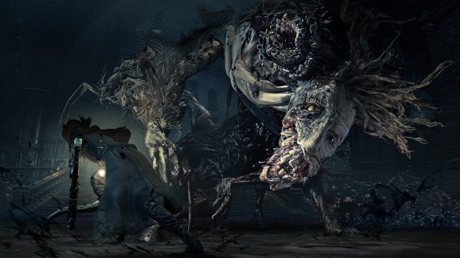 Bloodborne The Old Hunters PS4 PlayStation 4