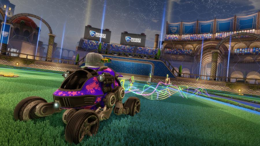 Rocket League PS4 PlayStation 4 1