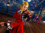 Karin Comes Out Swinging in Street Fighter V