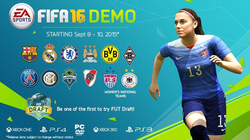 Demo Fifa