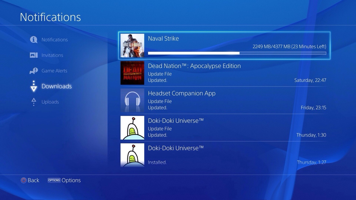 At Least PS4 Firmware Update 3 00 Appears to Have Boosted Download
