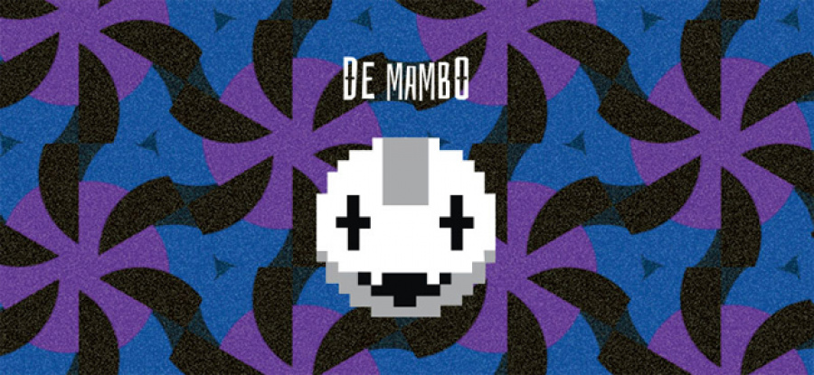 De Mambo PS4 PlayStation 4 Logo 1