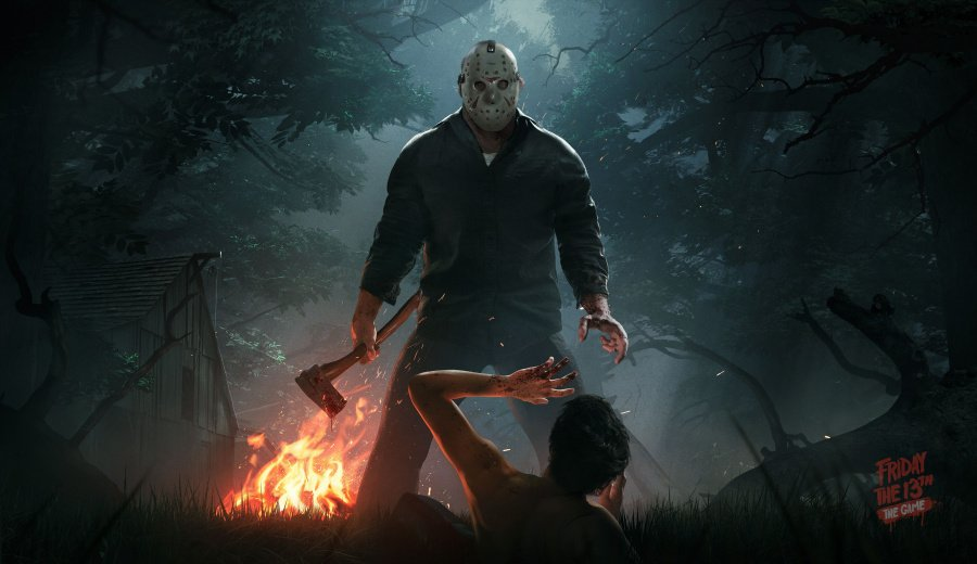 Friday the 13th PS4 PlayStation 4 1