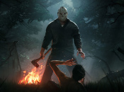 Press X to Jason Voorhees in Friday the 13th on PS4