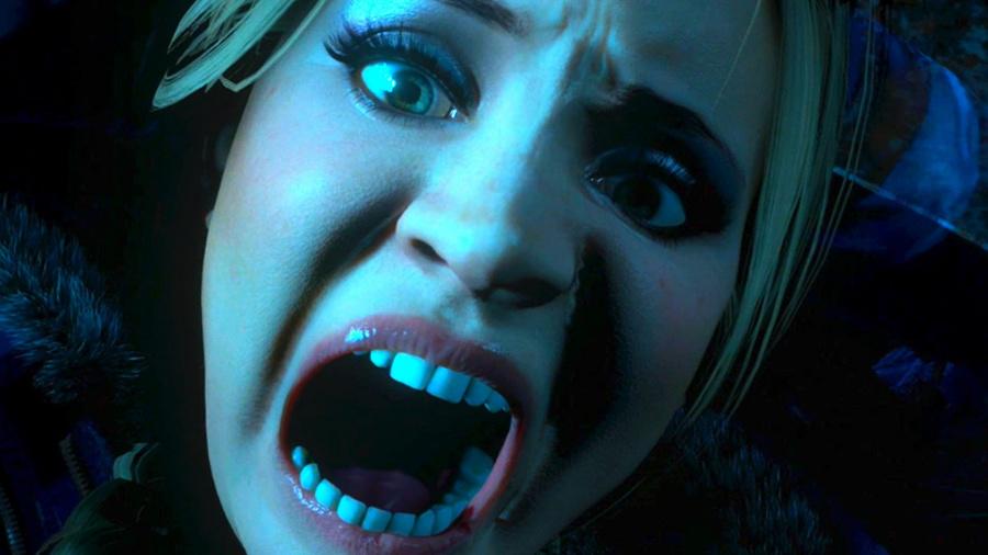 Until Dawn PS4 PlayStation 4