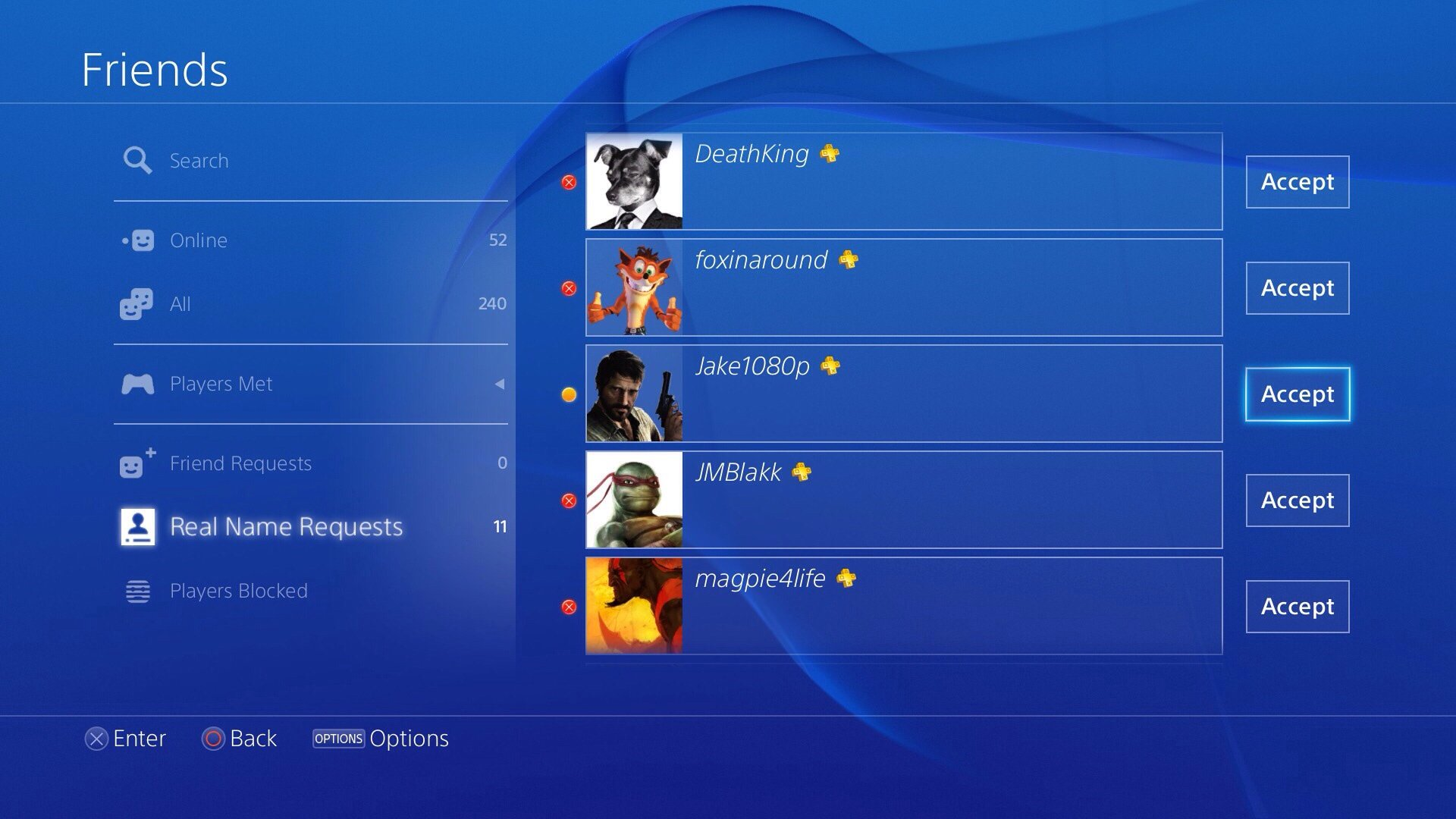 Sony Unsure Whether You'll Ever Be Able to Change Your PSN Name