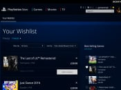 The PlayStation Store Seems to Be Getting a Wishlist