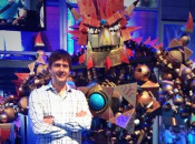 Of Course Mark Cerny Platinumed PS4 Launch Title Knack