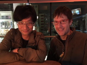 What's Hideo Kojima Doing with PS4 Maker Mark Cerny?