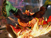 Zangief Griefs Street Fighter V on PlayStation 4