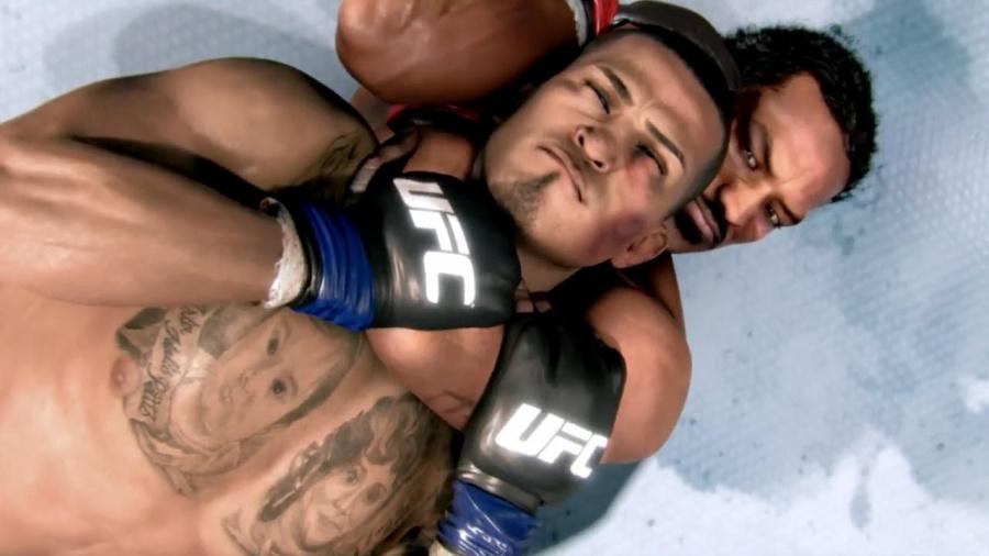 EA Sports UFC PS4 PlayStation 4 1