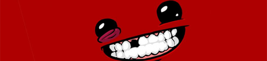 Super Meat Boy PS4 PlayStation Plus