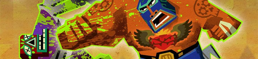 Guacamelee PS4 PlayStation Plus