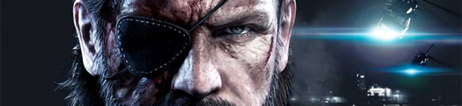 Metal Gear Solid Ground Zeroes PS4 PlayStation Plus